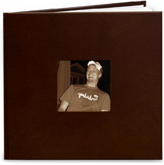 Drew's photo book